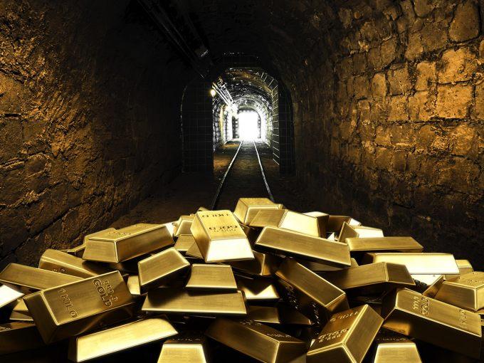 Odnaleziono mityczne wagony ze złotem!