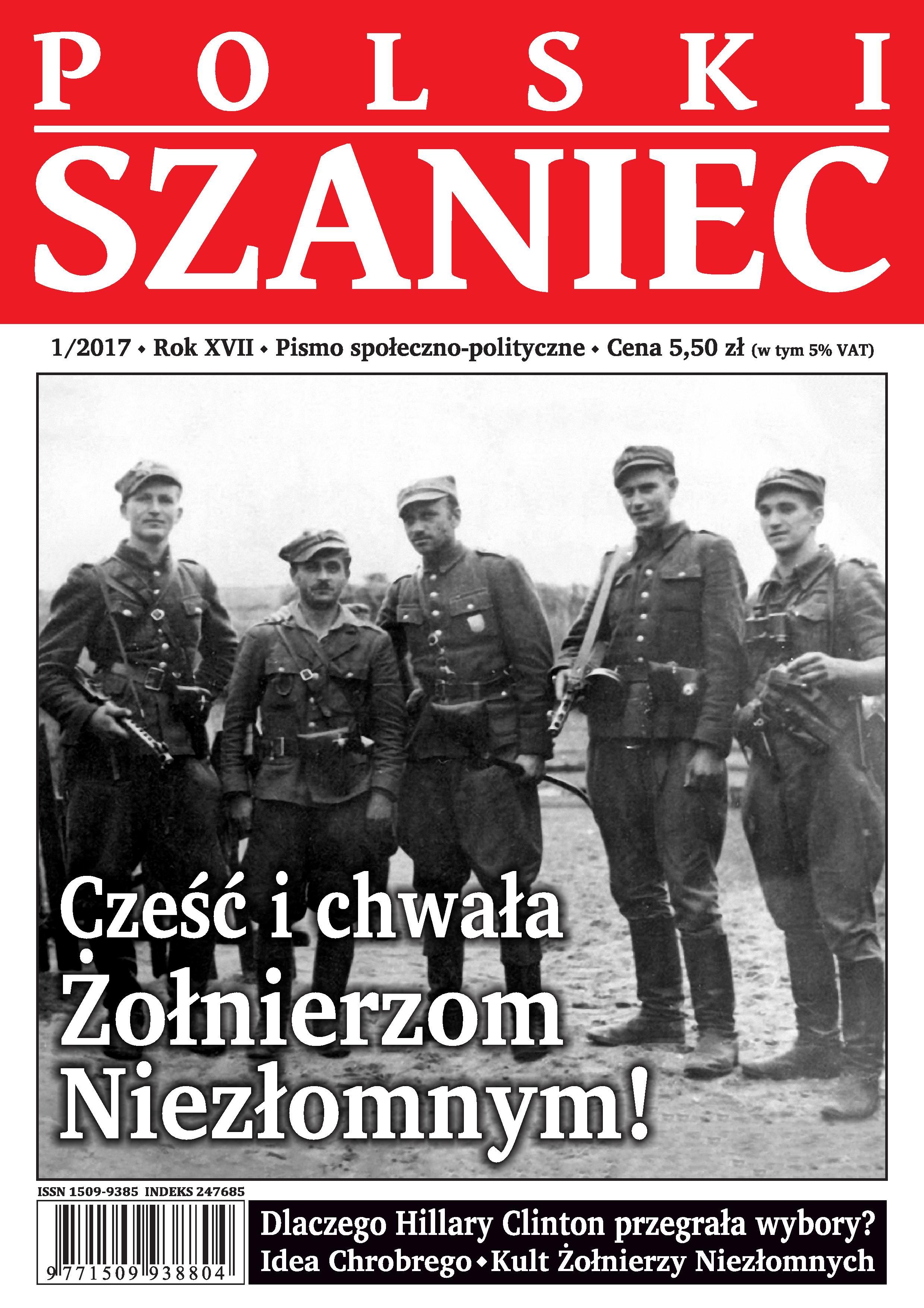 Nowy numer Polskiego Szańca