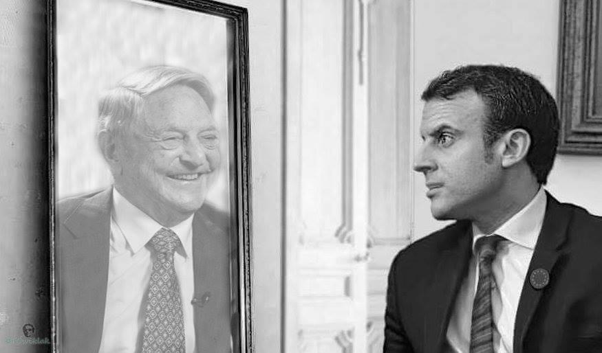 Macron - Soros