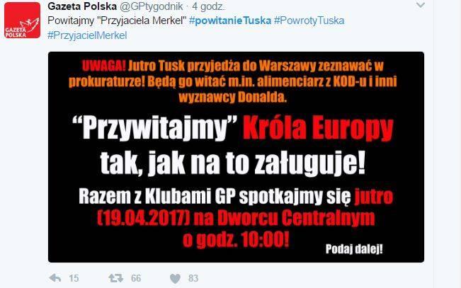 gazeta polska zaprasza