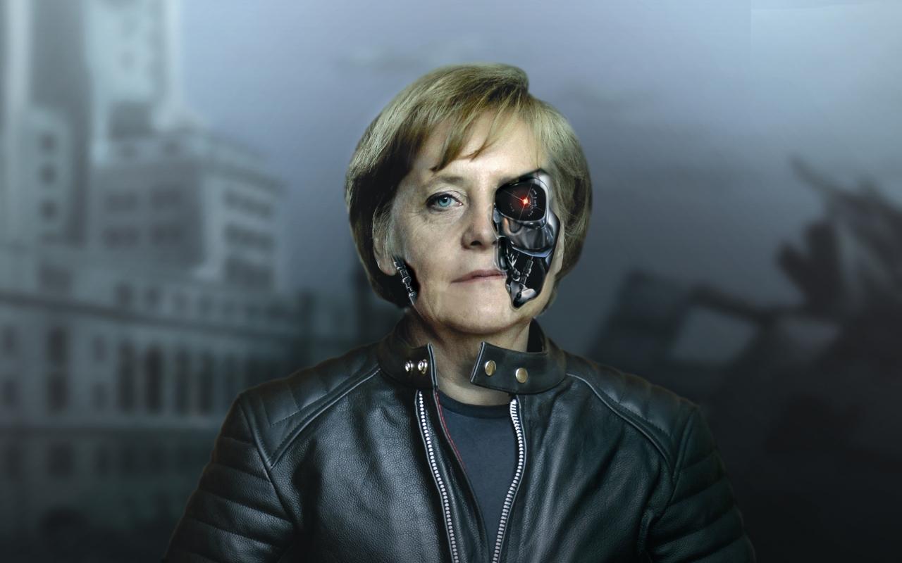 U Merkel jak u Orwella