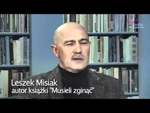 """""""Podwójne dno"""" tajemnicy smoleńskiej – rozmowa z Leszkiem Misiakiem – ekspertem w sprawie katastrofy smoleńskiej"""