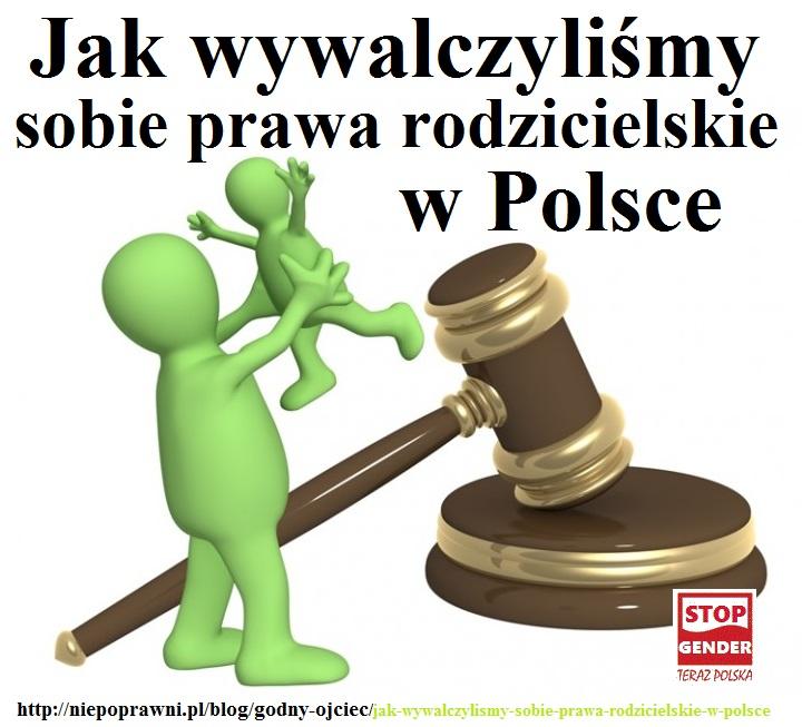 Jak wywalczyliśmy sobie prawa rodzicielskie w Polsce
