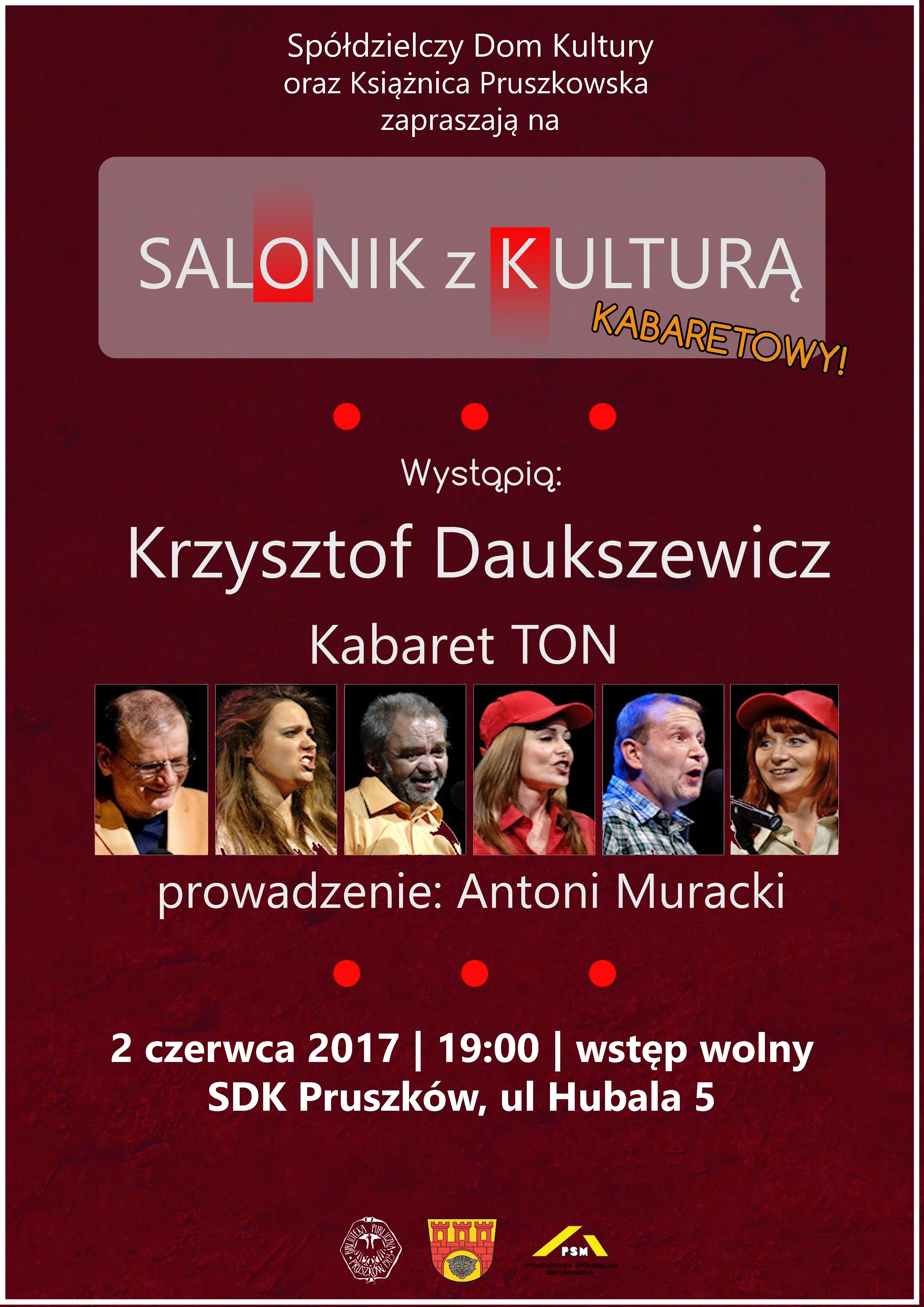 W Pruszkowie kultura świętuje kabaretowo
