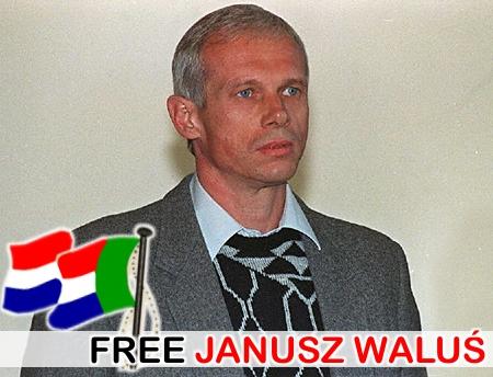 Janusz Waluś. Śladem Wyklętych