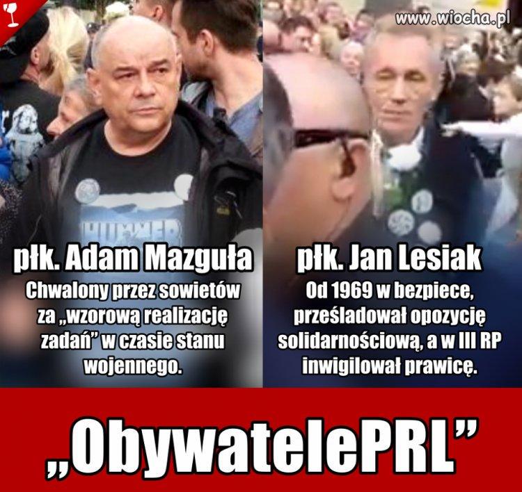 Mazguła i Lesiak