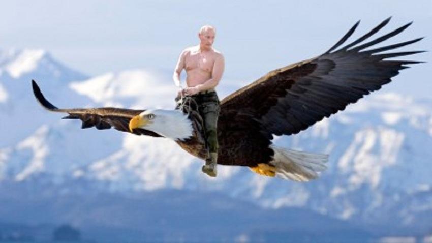 Putin – Car świata
