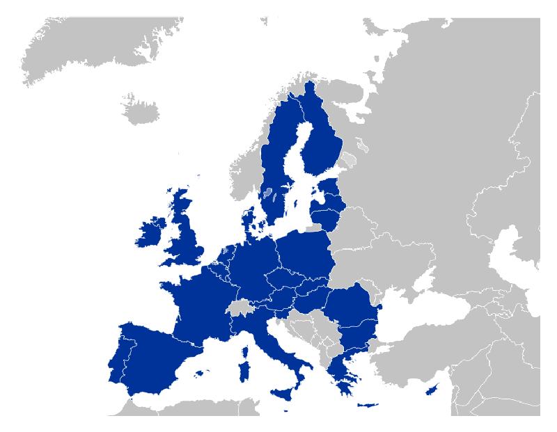 mapa-unii-europejskiej