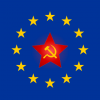 Flag_of_Working_Europe_UE_Stars_With_Hummer_and_Sickle