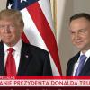 Trump i Duda