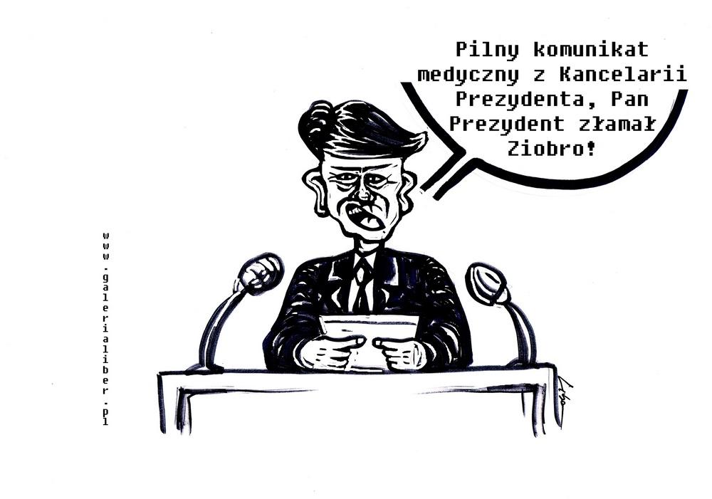 Prezydent złamał Ziobro