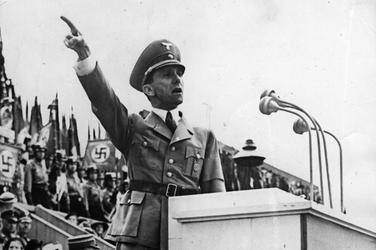 Nie pamięta Szkop jak nazistą był?