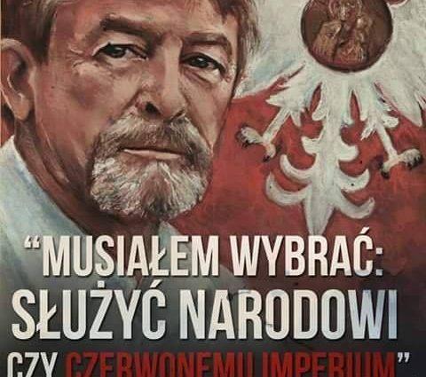 Wolał służyć narodowi niż czerwonemu imperium – Ryszard Kukliński