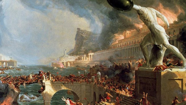 Upadek Cesarstwa
