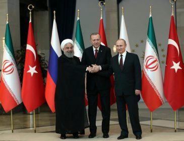 Rosja i Iran w Syrii, współpraca czy walka-widziane z USA