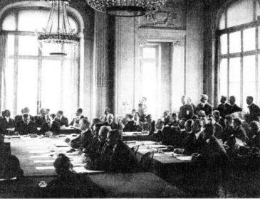 Traktat wersalski i polska specjalność
