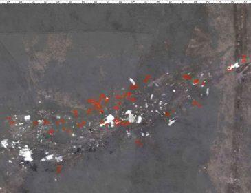 Fałszywa mapa, ślepy satelita.