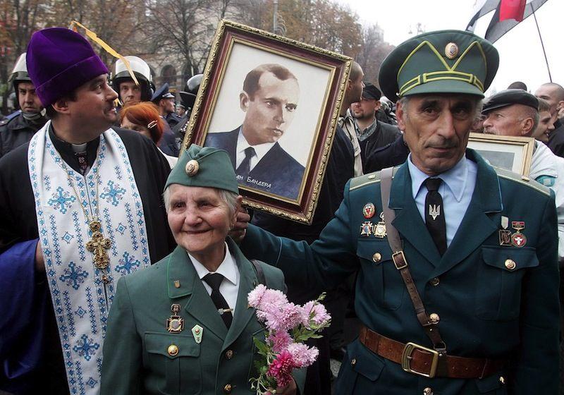 ŻYDOWSKO – BANDEROWSKA UKRAINA