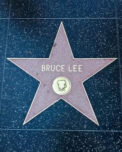 Bruce Lee gwiazda