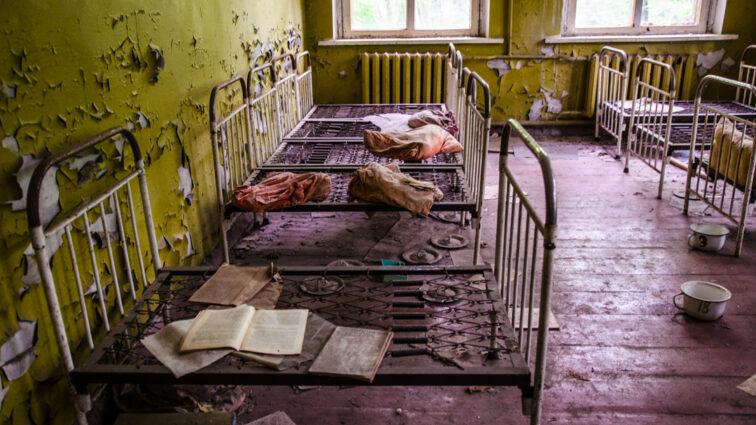 Pamiątki z Czarnobyla i Prypeci w polskich domach – materiały programowe