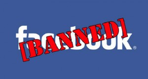 FB banned