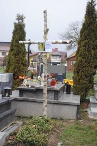 Genowefa Kroczek - krzyż