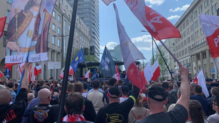 Fotorelacja z Marszu Suwerenności 2019