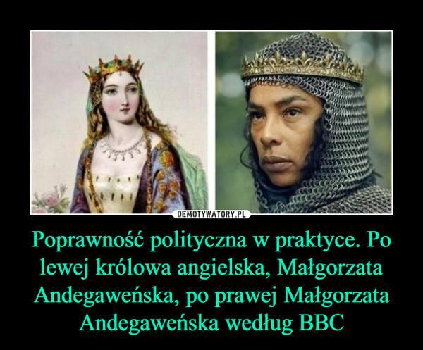 Małgorzata wg BBC