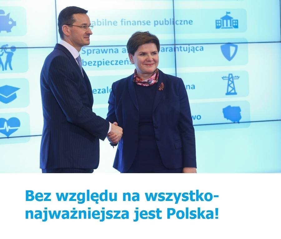 Najważniejsza jest Polska
