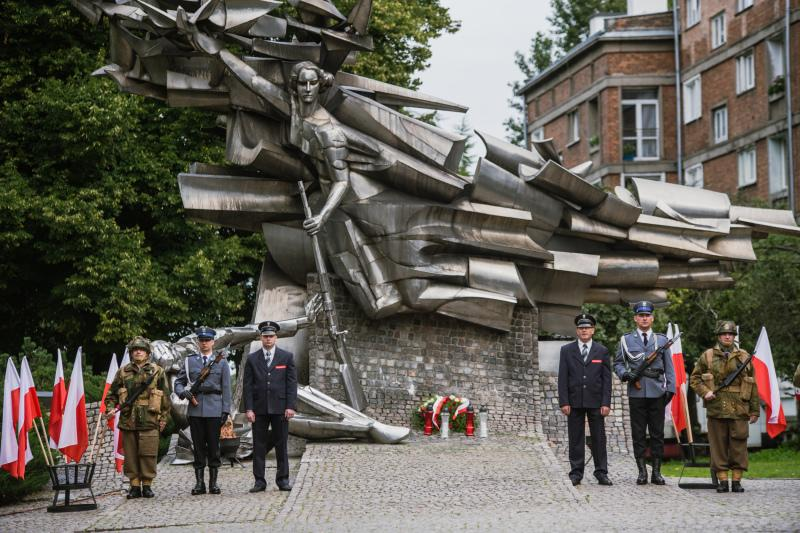 78. rocznica obrony Poczty Polskiej w Gdańsku