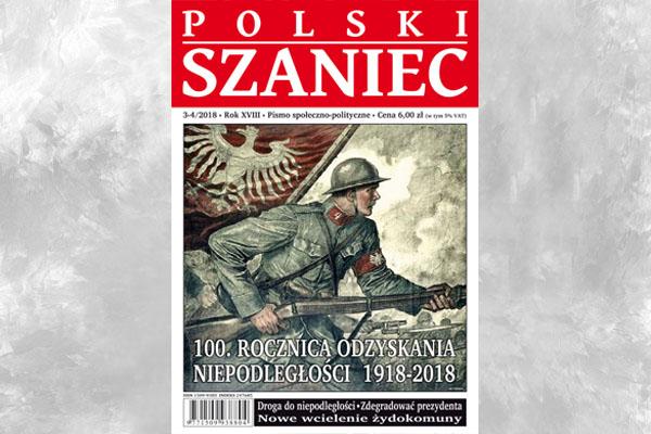 Polski Szaniec nr 3-4/2018 już w sprzedaży