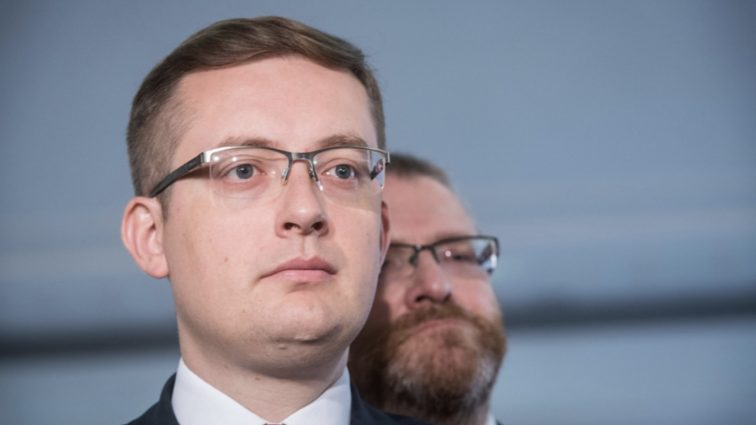 Poseł żąda w Sejmie unieważnienia wyborów!