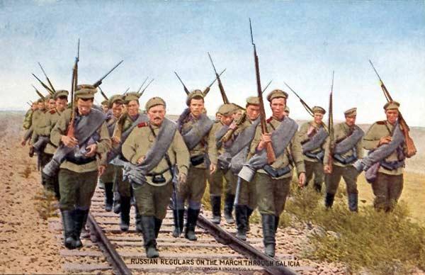 1917: Rosja wyeliminowana z wojny
