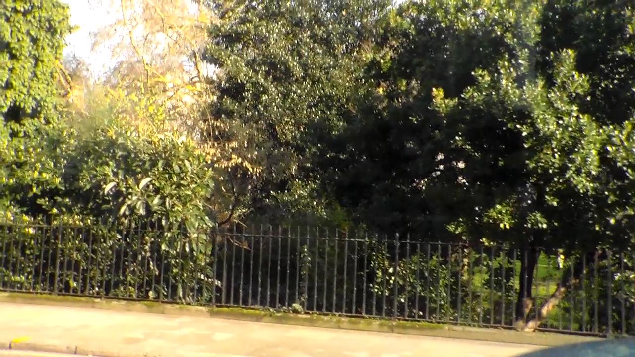 """Kilka dni w Londynie (4) """"Tajemnicze ogrody i ambasady"""""""