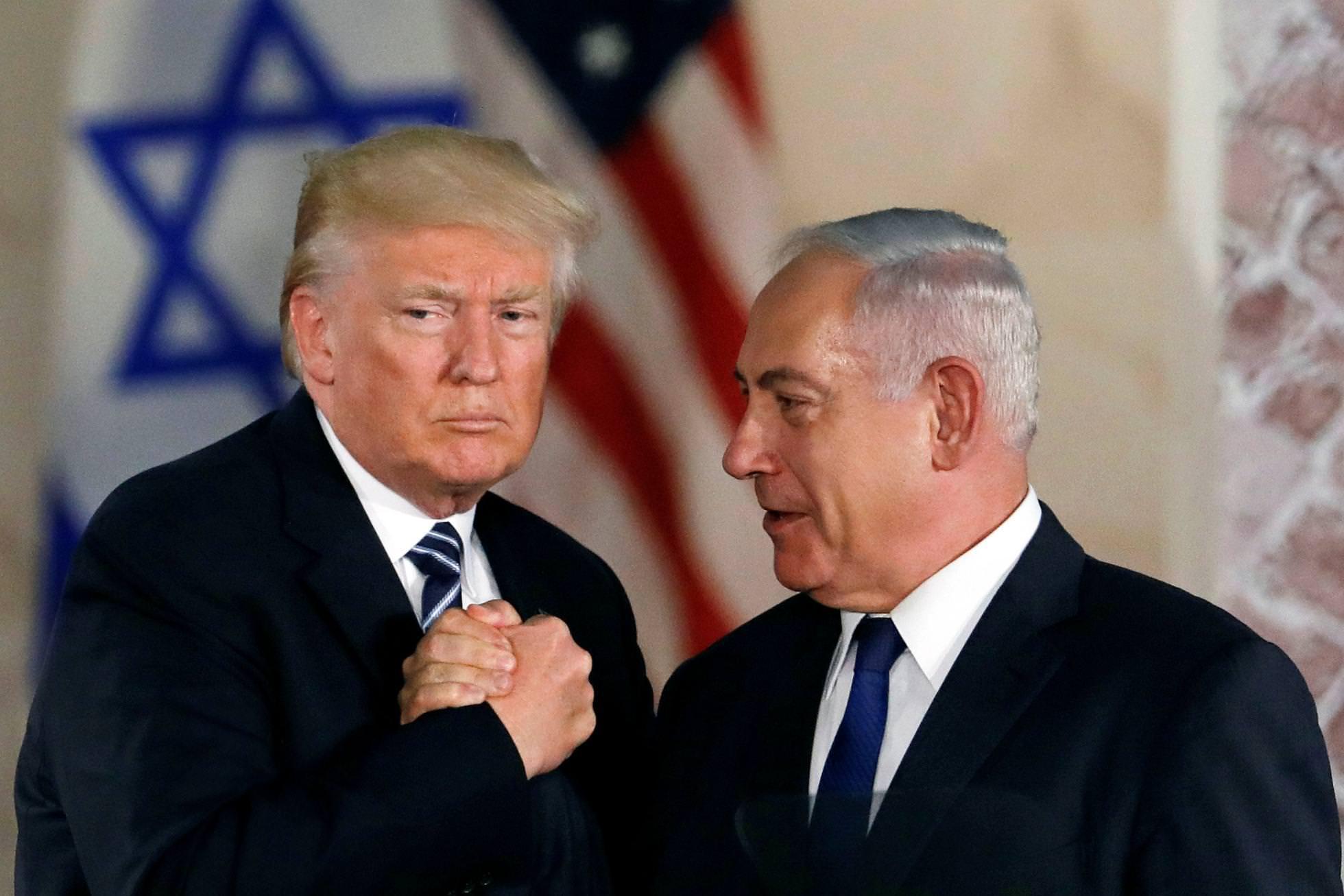 Trump jest przyjacielem Syjonu!