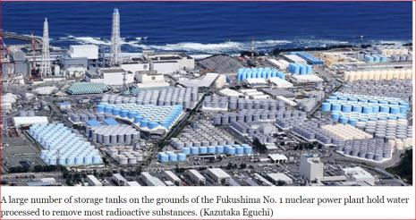 Alternatywne rozwiązanie problemu skażonej radioaktywnie wody i gleby w Fukushima – materiały programowe