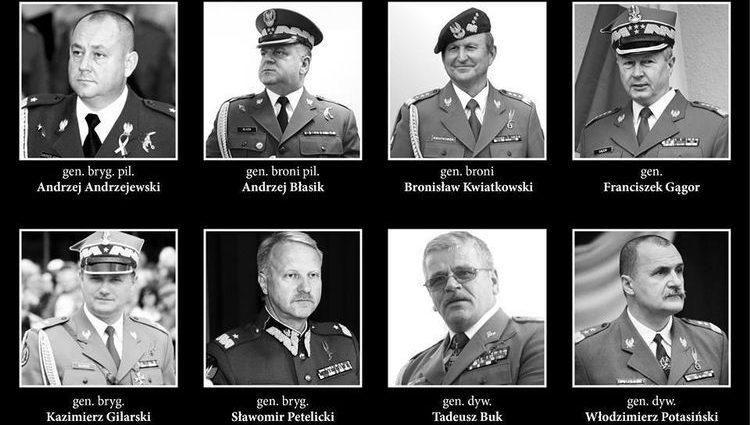 Dlaczego zginęli najlepsi dowódcy – generałowie Wojska Polskiego ?