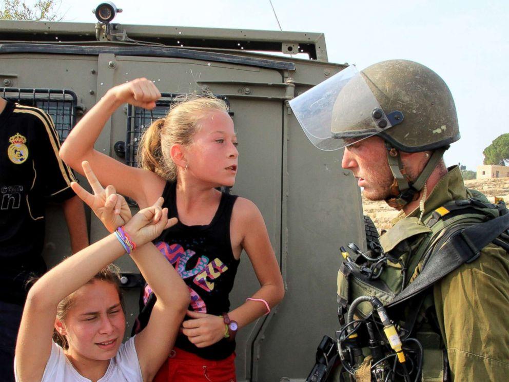 Izrael walczy z palestyńskimi dziećmi