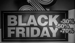 Black Friday. What the hell is that? Kapitalistyczny socjalizm! Ot co!