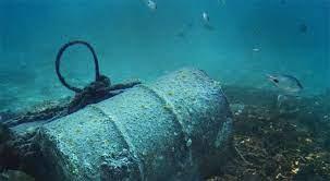 Broń chemiczna na dnie Bałtyku – materiały programowe