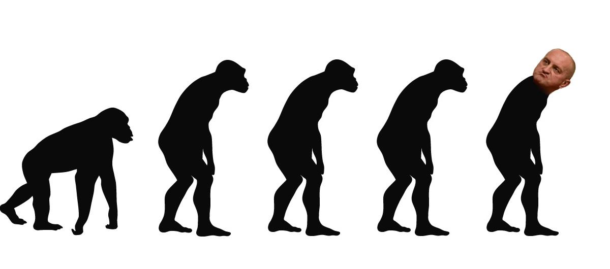 Teoria ewolucji – Kowalski jest wyjątkiem