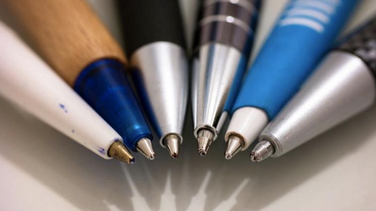 Spersonalizuj swój długopis – długopisy z nadrukiem