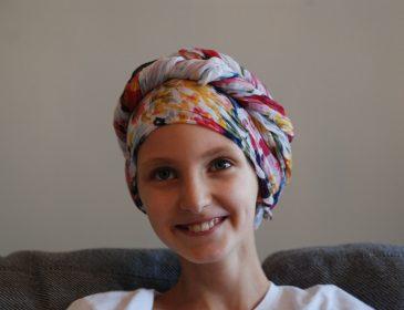 Emilka z Rożnowa walczy z okrutną chorobą