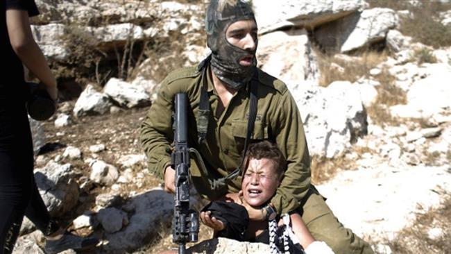 dziecko palestyńskie