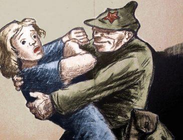 Ukraińskie, sowieckie i niemieckie gwałty na Polakach