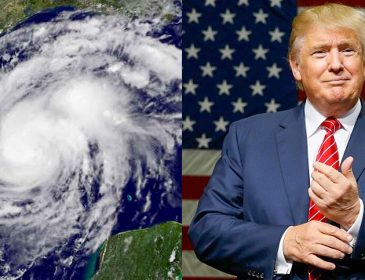 "Amerykańska ""totalna opozycja"" oskarża Trumpa za huragan Florence."