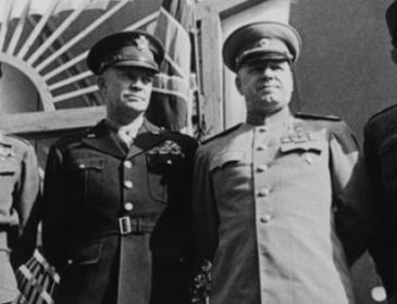 8 maja 1945 kapitulacja – czyja?