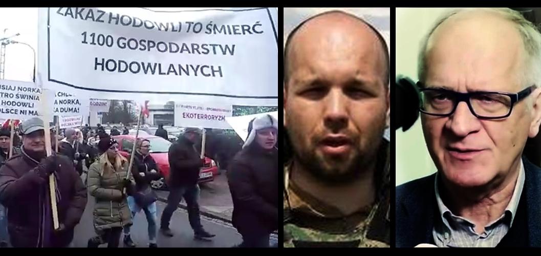 Hodowcy i przedsiębiorcy masakrują dziennikarza GaPola