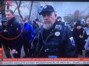 """""""ZOMO! ZOMO!"""", """"bandyci! bandyci"""" krzyczeli """"kramkiści"""" ostrzegając Polaków kim są"""
