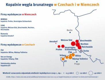 Umowa polsko-czeska nie powinna dotyczyć tylko Turowa, ale wszystkich okolicznych kopalni odkrywkowych – materiały programowe